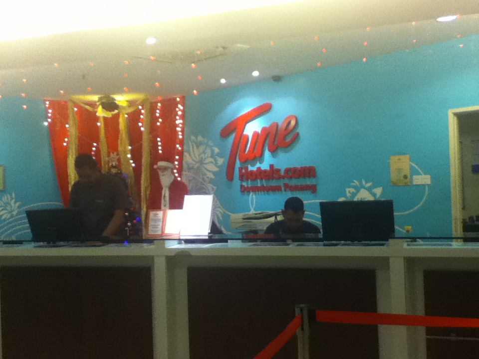 Dreamland Traveller: Tune Hotels.com Downtown Penang ...
