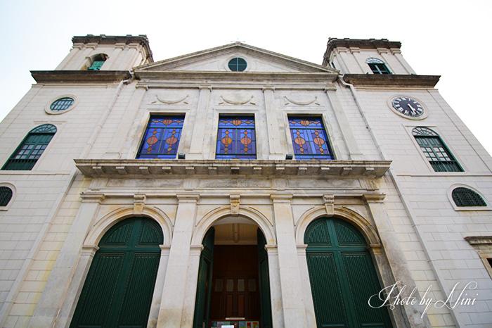 【澳門景點】主教座堂(大堂)。最具威嚴的天主教座堂 by 妮喃小語