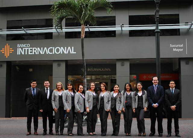 Banco Internacional renueva sucursal mayor en Buayaquil