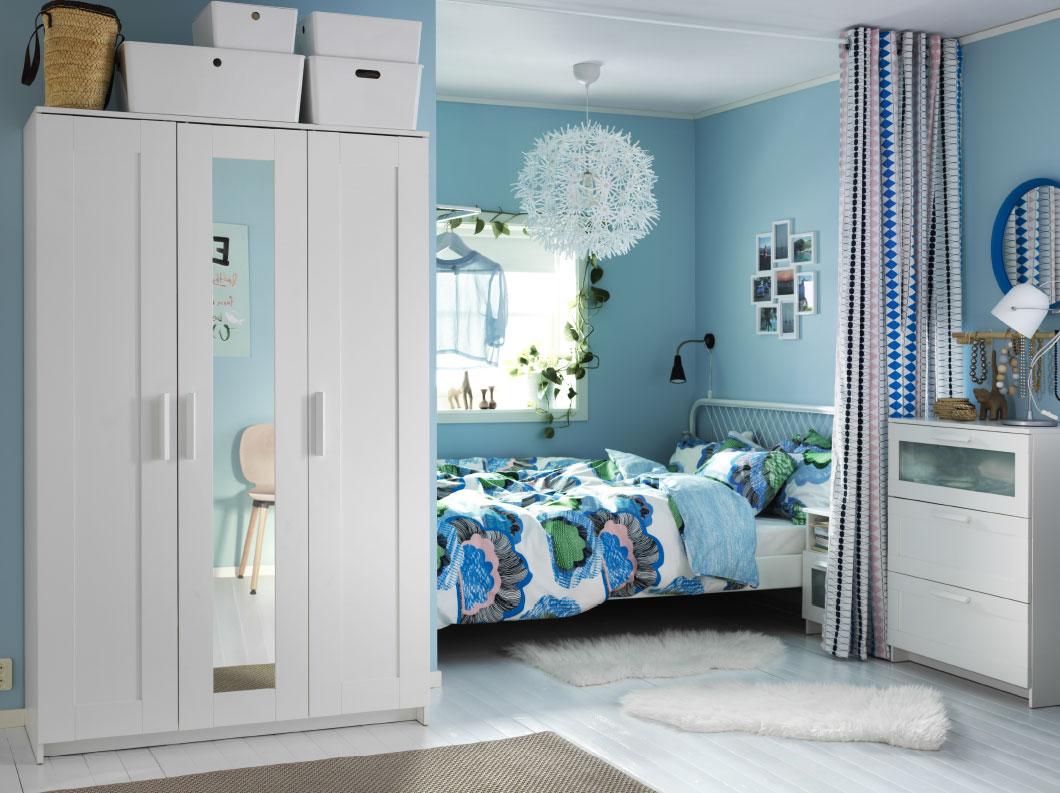 40 quartos de casal ikea 2016 decora o e ideias - Dormitorios juveniles ikea 2016 ...