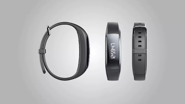 Coupon Lenovo HW01 Smart Wristband on Gearbest
