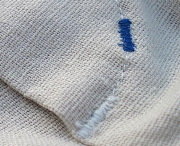 Bartack stitch