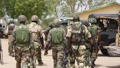boko haram kill 5 soldiers yobe
