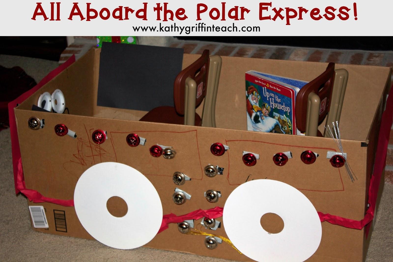 Kathy Griffin S Teaching Strategies Making The Polar Express