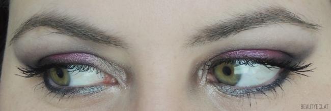 Maquillage estival d'été Fuchsia