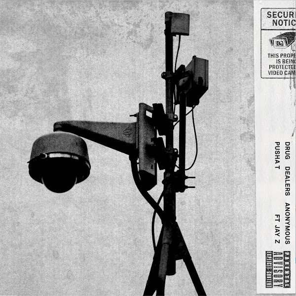 Pusha T - Drug Dealers Anonymous (feat. JAY Z) - Single Cover