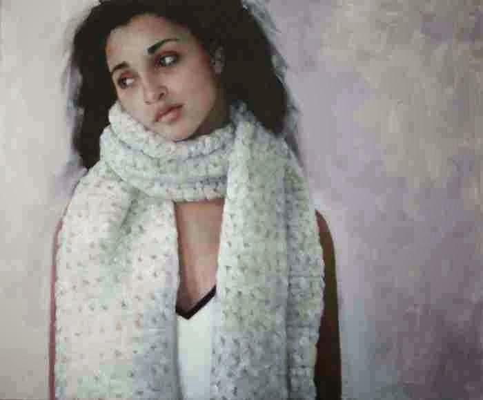 Чувствительные, точные портреты. Jennifer Anderson
