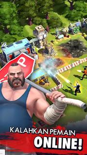 Download Zombie Anarchy War & Survival Mod Apk Unlimited ammo
