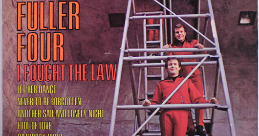 The Bobby Fuller Four - I Fought The Law [1966]