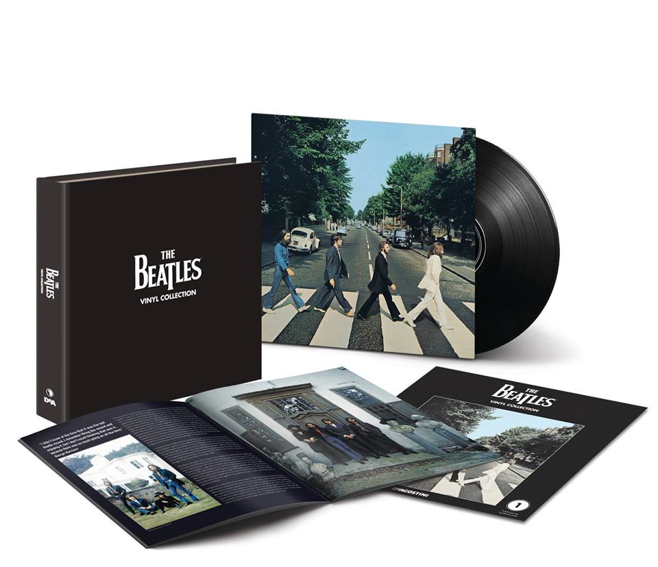 Elobeatlesforever Recommended The Beatles Vinyl Collection