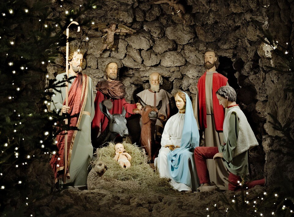 Free Download Beautiful Merry Christmas Jesus Christ HD Images 2018 ...