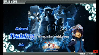 Select Naruto Senki Versi Mobile Legend v1.15
