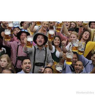 Oktoberfest arriva in Darsena dal 19 al 21 ottobre Milano