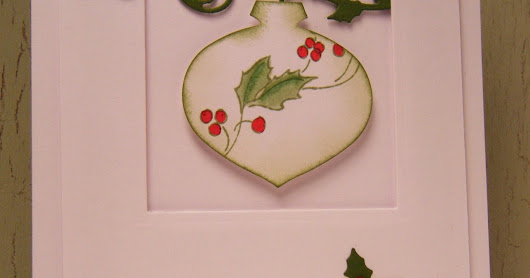 Christmas Card Challenges #42