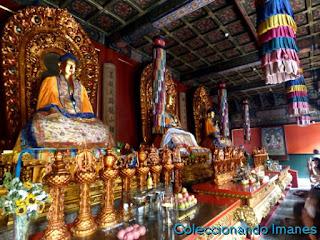 Monasterio Lama Beijing