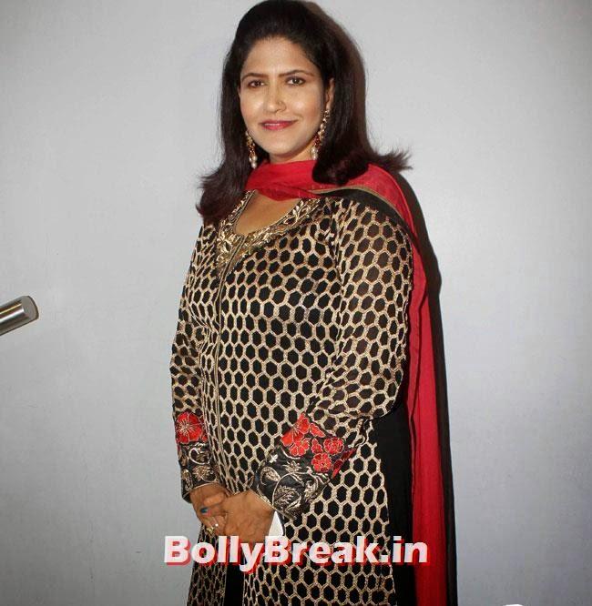Premiere of Marathi film 'Hu Tu Tu', Varsha Usgaonkar, Neha Pendse at Hu Tu Tu Marathi Film Premiere
