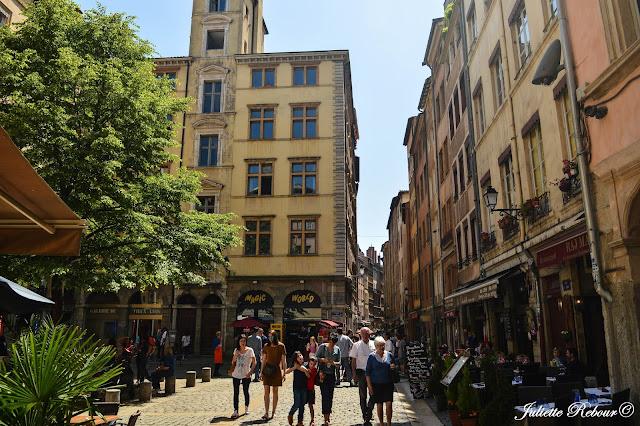 Découverte du Vieux Lyon