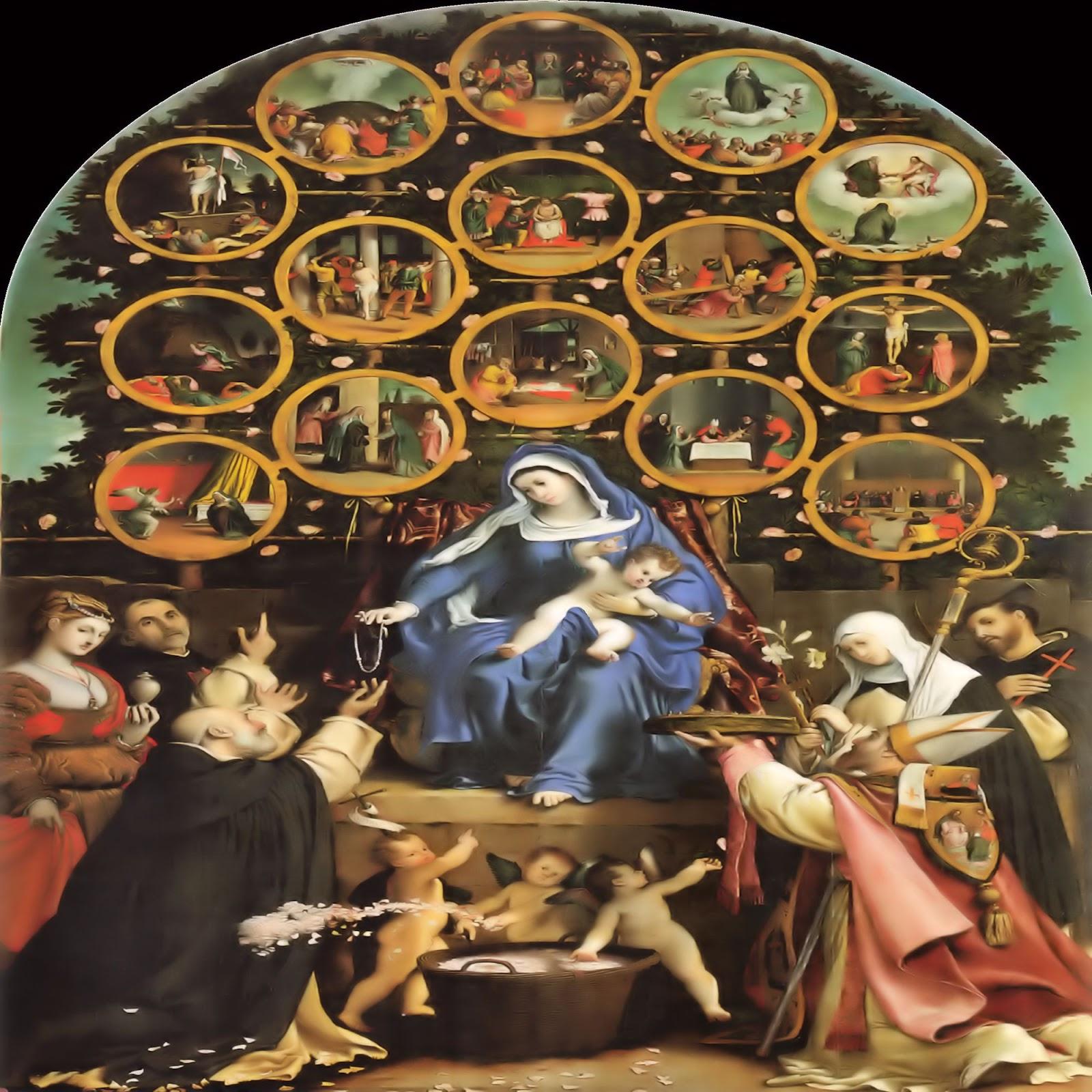 Litany Lane The Rosary
