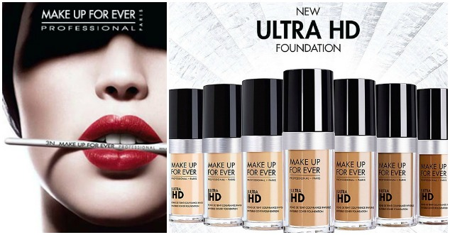 Base Ultra HD Foundation Make Up Forever 1
