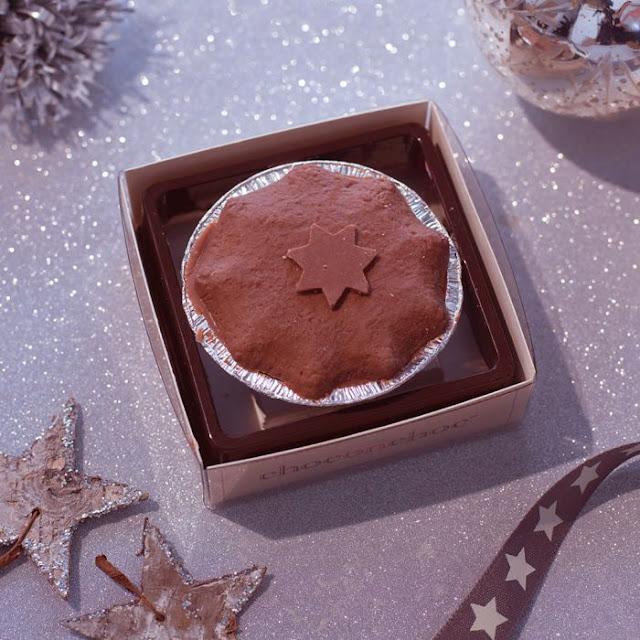 Choc on Choc Single Chocolate Mince Pie