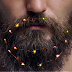 Amazing Christmas Fairy Lights For Beards For Those Who Truly Like To Be Festive