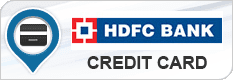 Happy Banking with HDFC Credit Card online