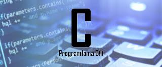 C PROGRAMLAMA DERSLERİ SWİTCH-CASE ÖRNEK
