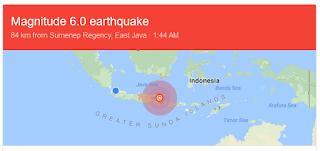 GEMPA! 10 Aplikasi Di Hp Android Ini Bisa Mendeteksi Gempa Secara Online