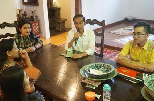Jawab Kritikan Fahri Hamzah, Jokowi: Gedung juga Gedung Sendiri, Katering Sendiri, Panitia juga Sendiri