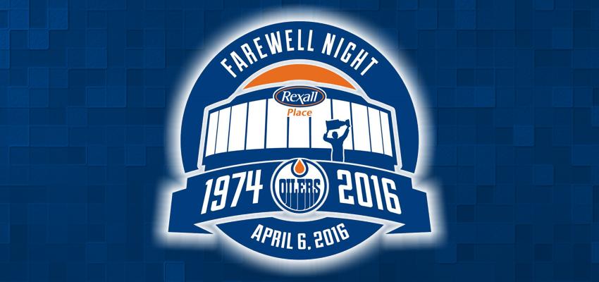 Farewell Rexall Place (Scoreboard Video)