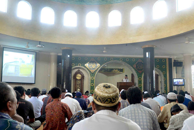 70% Khatib Jum'at di Jakarta Bawa Tema Politik ke Mimbar Demi Gulingkan Pemerintah