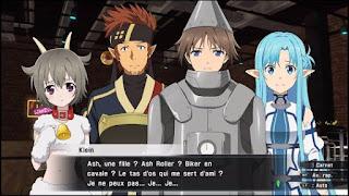 Accel World vs Sword Art Online, Action-RPG, Artdink, Bandai Namco Games, Critique Jeux Vidéo, Playstation 4, Playstation Vita,