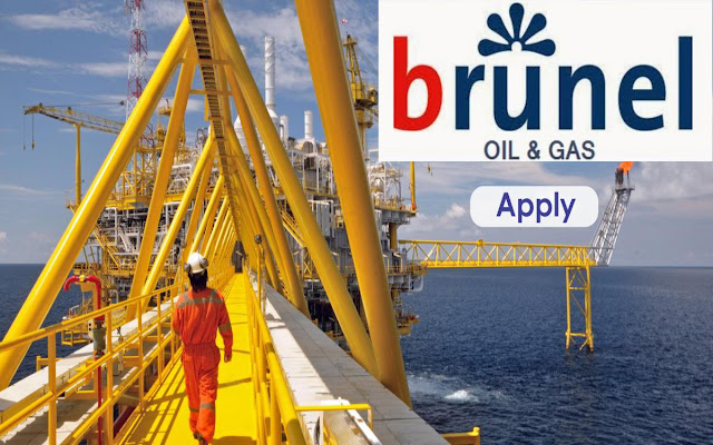 Brunel Oil and Gas worldwide jobs
