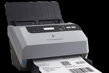 Download HP Scanjet Enterprise Flow 5000 s2 Drivers