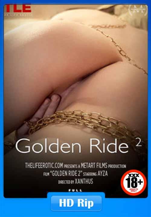[18+] TheLifeErotic Ayza Golden Ride 2 XXX 2017 HDRip 480p 100MB x264