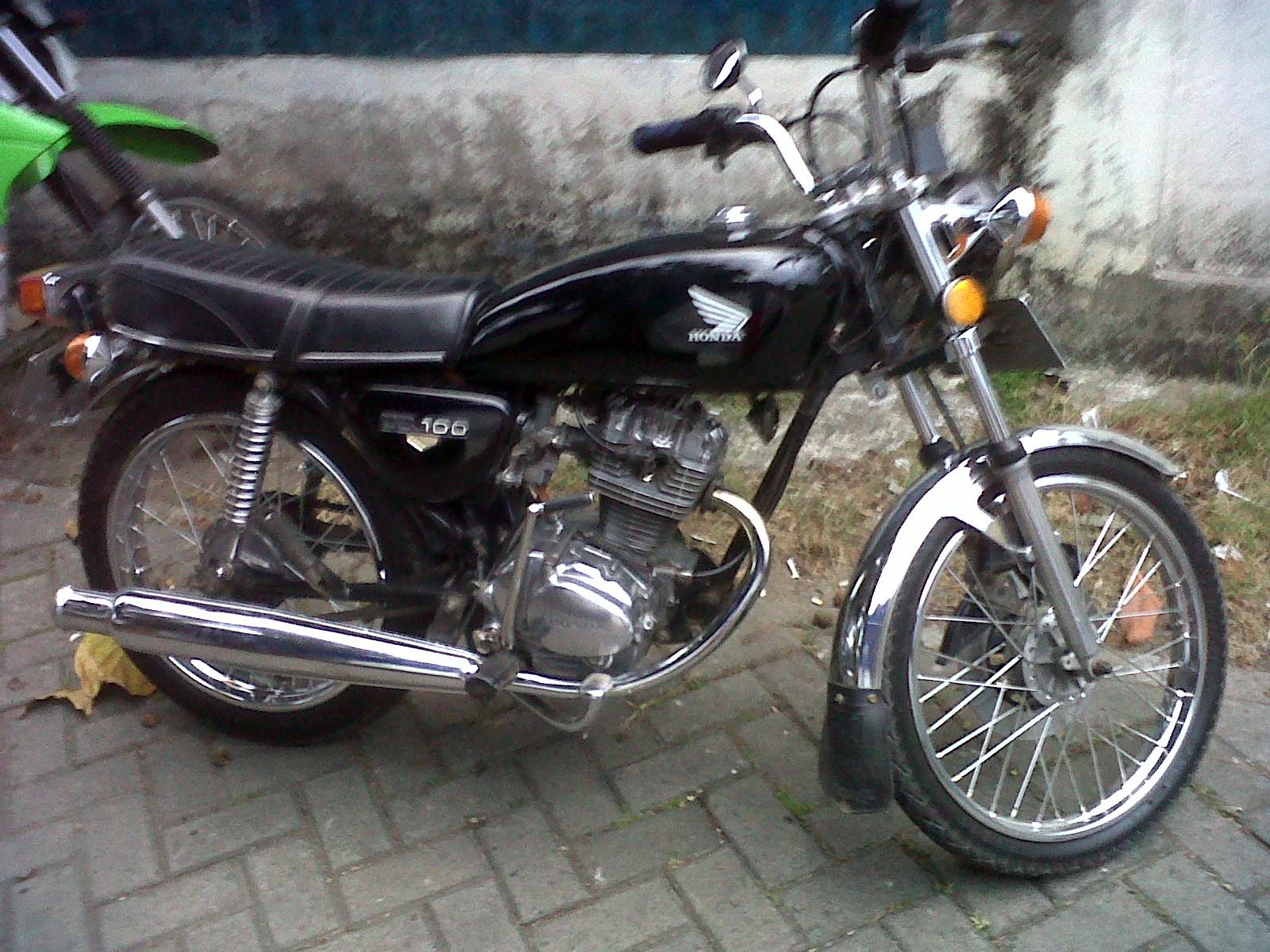 Motor CB Zhadul