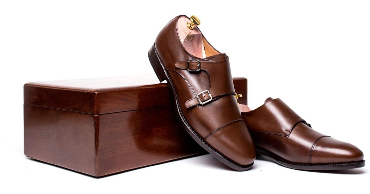 Belgian Dandy Crownhill Shoes Premium Grade Double Monks