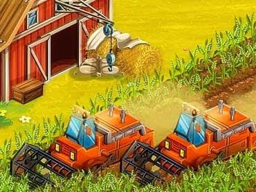 تحميل لعبة المزرعة الكبيرة Download Big Farm Game free