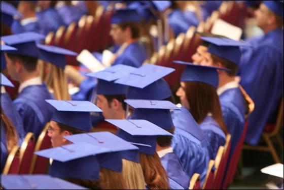 Estudiantes de universidades de España
