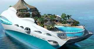 10 Σκάφη που Μόνο οι πλουσιότεροι Άνθρωποι στον κόσμο Θα μπορούσαν να αγοράσουν