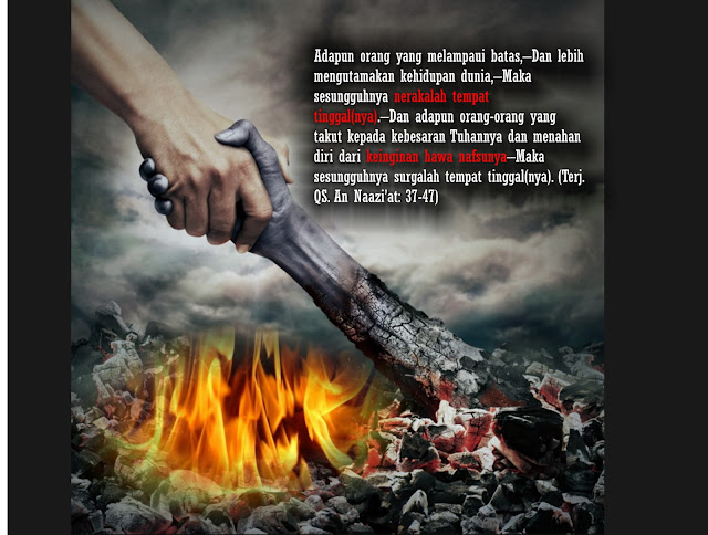 Allah Siapkan 8 Neraka dengan Siksaan DAHSYAT untuk Setiap Kriteria Perbuatan Manusia Seperti ini