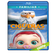 Cigüeñas: La Historia Que no te Contaron (2016) Full HD BRRip 1080p Audio Dual Latino/Ingles 5.1