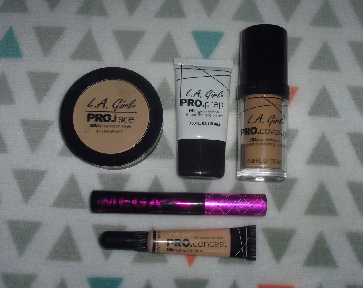 A Sprinkle Of Emily Brand Focus La Girl My Favourite Products Pro Coverage Hd Foundation Porcelain Prep Smoothing Face Primer