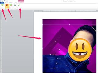 cara edit representasi memapas Ms Word-4