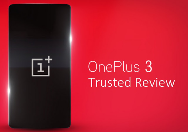 One Plus 3 review