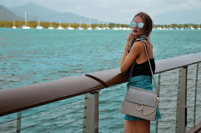 minimalist street style with chloe lookalike dupe 2016