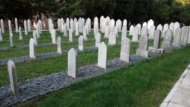 muradiye mezar taşları müzesi