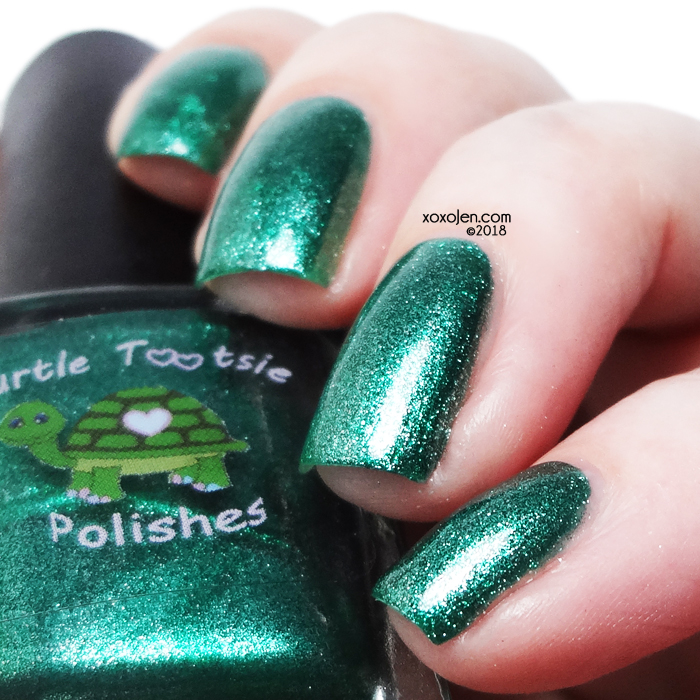 xoxoJen's swatch of Turtle Tootsie I'm On The Naughty List