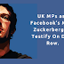 UK MPs ask Facebook's Mark Zuckerberg To Testify On Data Row.