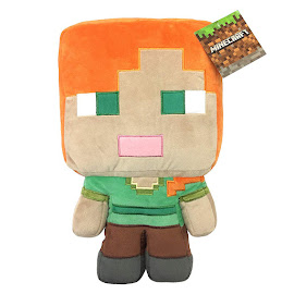 Minecraft Jay Franco Alex Plush